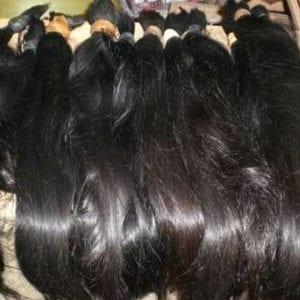 Straight hair Bulk-8741